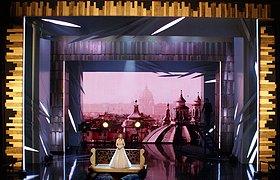 2011英国皇家文艺汇演舞台设计