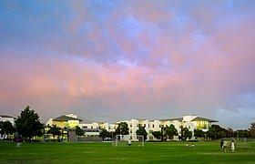 加州州立理工大学住宅区