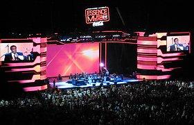 美国2009精华音乐节舞台设计