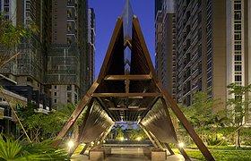 珠海南福锦园景观设计