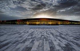 巴塞罗纳机场新南航站楼