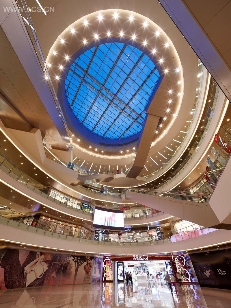 浙江杭州万象城 - 建筑设计 - acs创意空间