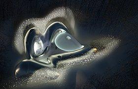 北极光观测站 - 曙光女神的翅膀