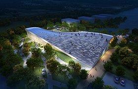 中国北京绿色建筑公园