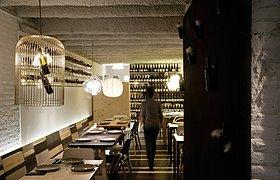 西班牙巴塞罗那卡塔马卡1.81餐厅