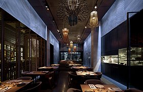 以色列特拉维夫Taizu-Asia Terranean厨房