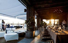 拉脱维亚里加KOYA餐厅、休息室酒吧