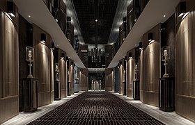 中国重庆万科悦湾销售中心