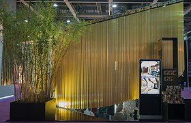 中国广州国际设计周展位