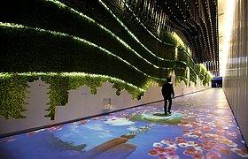 中国常德市规划展示馆