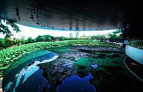 中国苏州高新区规划展示馆