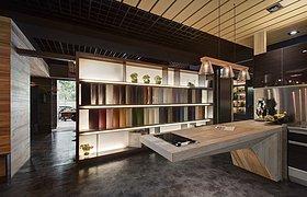 中国台湾竹桓旗舰店设计案