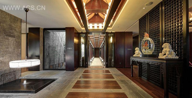 人气 项目:弘会所 设计:北京清石建筑设计咨询有限公司 地