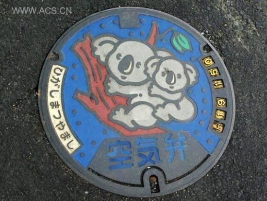 日本创意井盖_城市的徽章—从井盖看日本 - 设计分享 - ACS创意空间