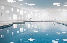 温泉泳池及水疗中心增改建