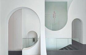 中国北京的鸿坤美术馆
