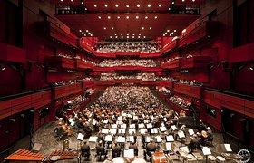 冰岛哈帕音乐厅