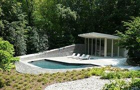 贝德福德住宅泳池