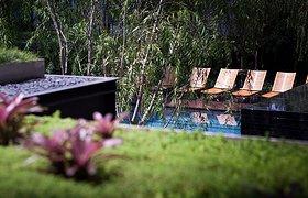 水与绿的三维秘境,泰国Mode 61公寓花园