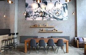 承载故事的咖啡店--宾达咖啡