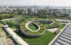 越南田园式幼儿园