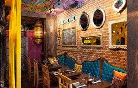 蒙特利尔印度Rasoi餐厅酒吧