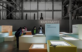 Ilustrarte 2014 展览