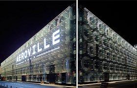 法国戴高乐机场综合零售及娱乐中心