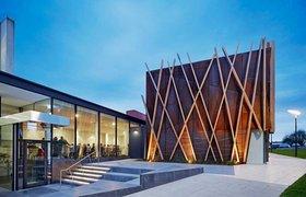 Bendigo美术馆建筑设计
