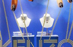 德国Cadenzza Kenzo运动装置橱窗设计