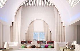 Villa Moroccan style
