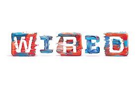 WIRED Magazine Masthead