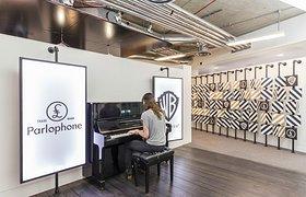 Warner Music英国总部