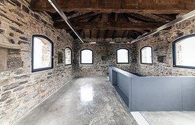 意大利著名防御建筑变身图书馆