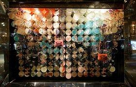 法国巴黎Gucci 2015春季橱窗设计