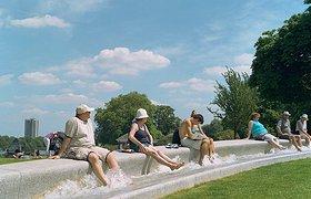 多年经典,伦敦海德公园内的戴安娜王妃纪念泉