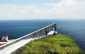 NAN获得前海石景观岛国际竞赛二等奖