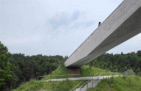 瑞士洛桑La Sallaz天桥