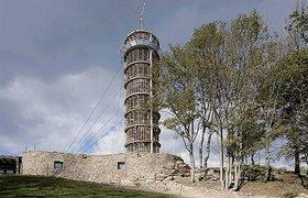 捷克虚拟民族巨人Jara Cimrman的灯塔与博物馆