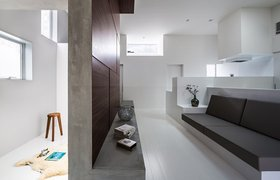 日式紧凑住宅