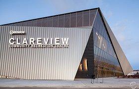 加拿大Clareview 社区娱乐中心