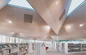 法国La Madeleine媒体图书馆