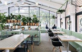 俄罗斯Bulka咖啡厅
