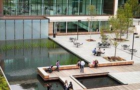 盖茨基金会园区——停车场改建的再生社区