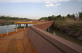 中国宁夏艾依河景观设计