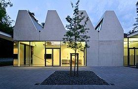 德国纽伦堡艺术学院扩建