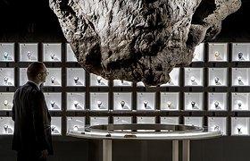 """迈阿密艺术博览会""""失重""""的瑞士名表展场"""