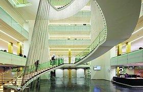 法国国立大学图书馆的改建