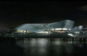 中国浙江宁波城市规划展览中心设计