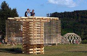 木架建筑带你玩转平衡